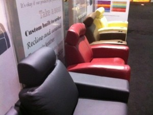 Very Comfortable Home Theater Seating By Front Row