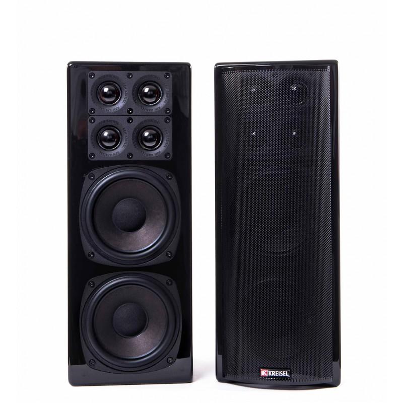 Kreisel Sound Quattro KK-Q125LC Speaker And DXD-1202 Subwoofer