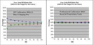 DIY Versus Professional White Balance