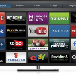 Smart TV Apps No Panacea