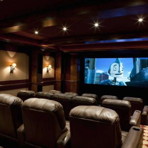Home Theater Maintenance